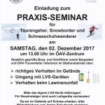 praxis seminar