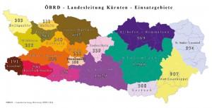 Einsatzgebiete - Bergrettung Kärnten