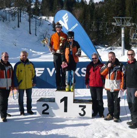 Stefan (Nosti) Obernosterer - OSK Vereinsmeister 2009