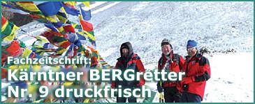BERGretter Nr. 9 aus Kärnten